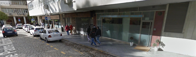 Localización Clínica Ortodoncia Pedro Vázquez